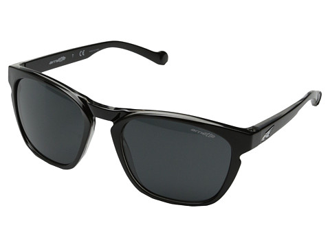 Arnette - Groove (Black On Translucent Clear/Black On Translucent Clear) Fashion Sunglasses