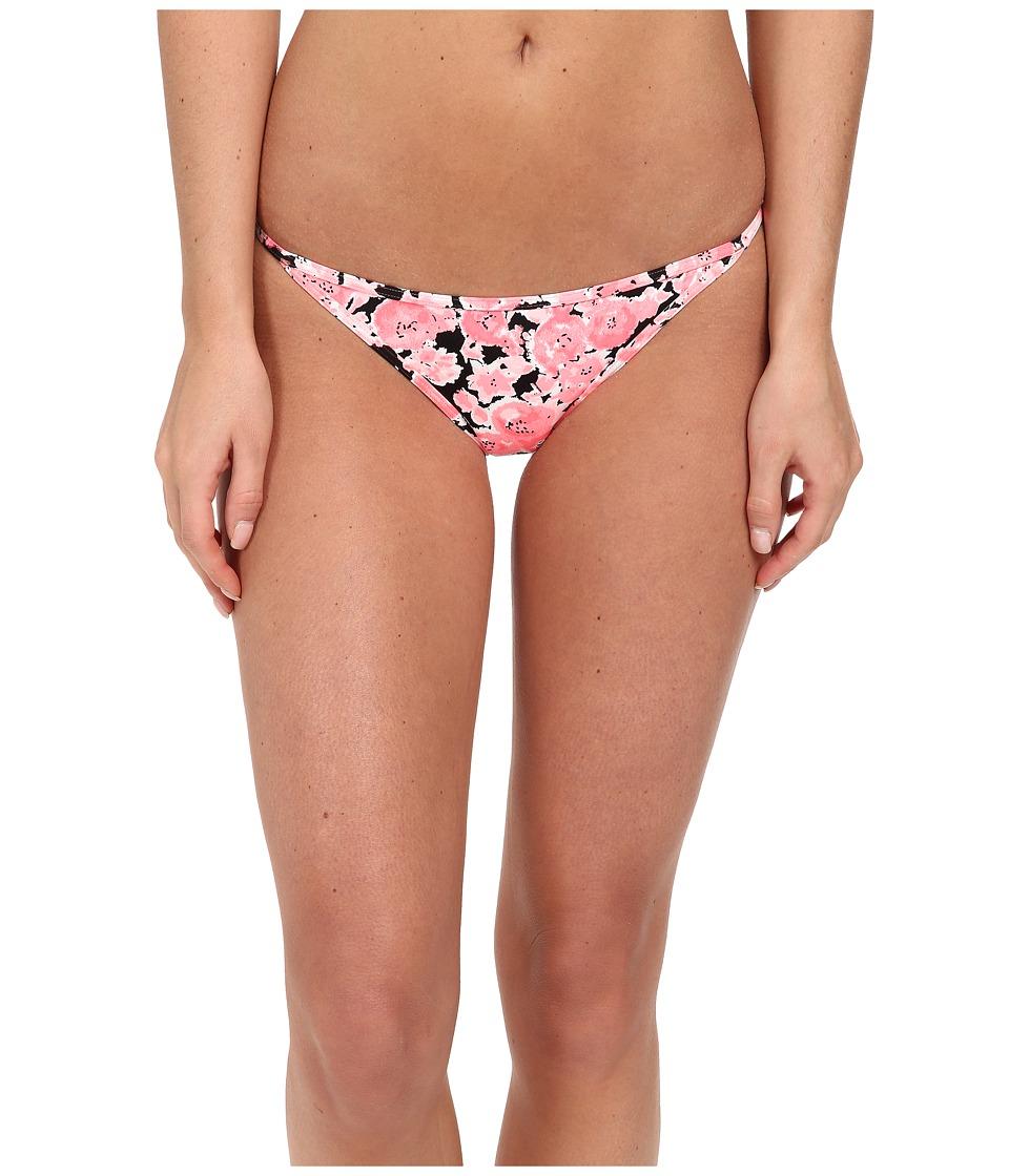 Volcom - Pretty Wild Tiny Bottom (Electric Coral) Women's Swimwear