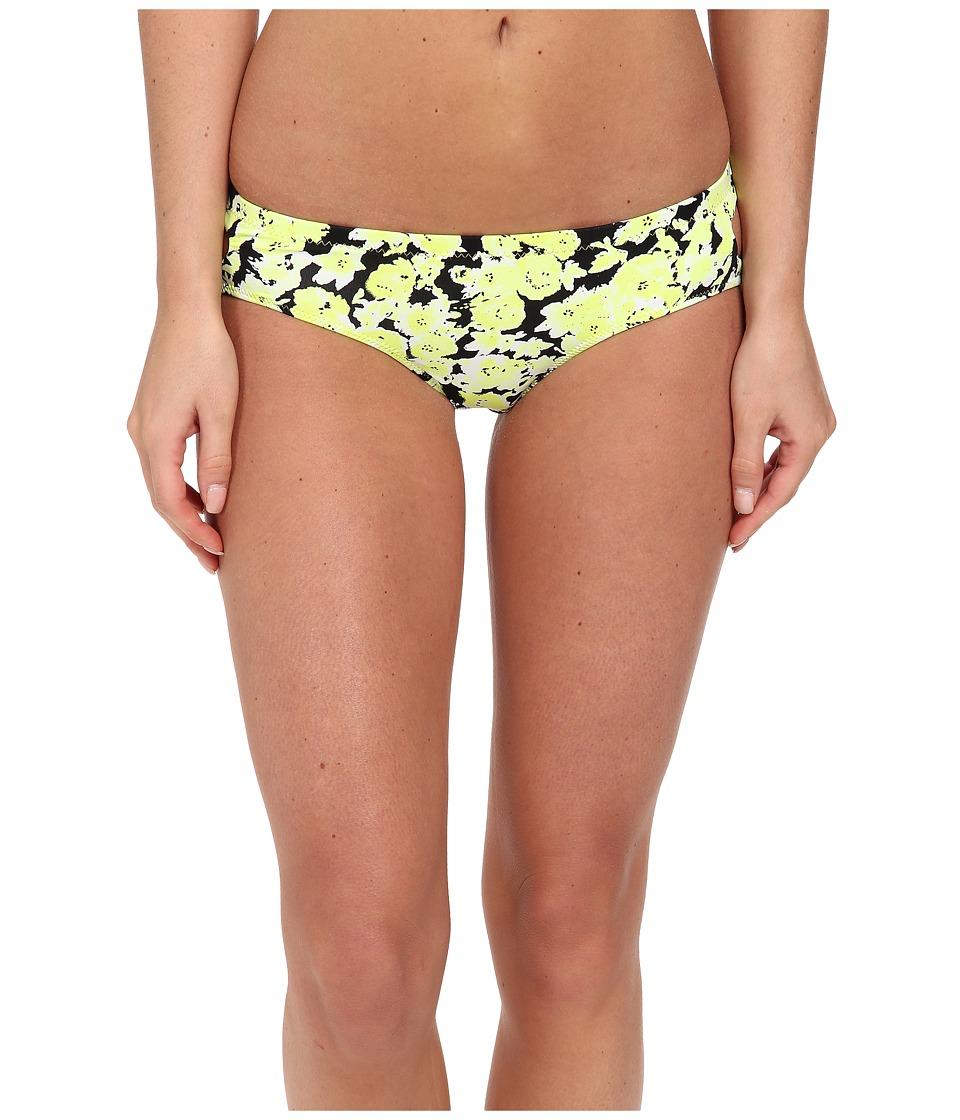 Volcom - Pretty Wild Cheeky Bottom (Flash Yellow) Women's Swimwear