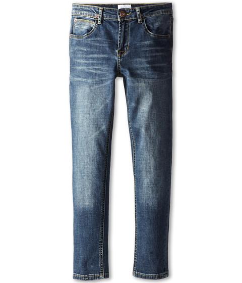 Hudson Kids - Jagger Skinny Jean in Cobalt Rinse (Big Kids) (Cobalt Rinse (Garage)) Boy's Jeans
