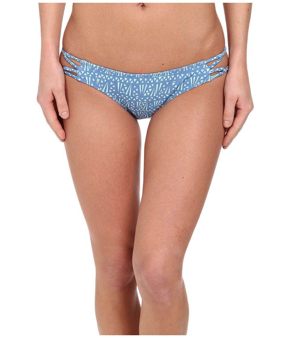 Volcom - Tribe Hunter Modest Fit Bottom (Sandy Indigo) Women's Swimwear