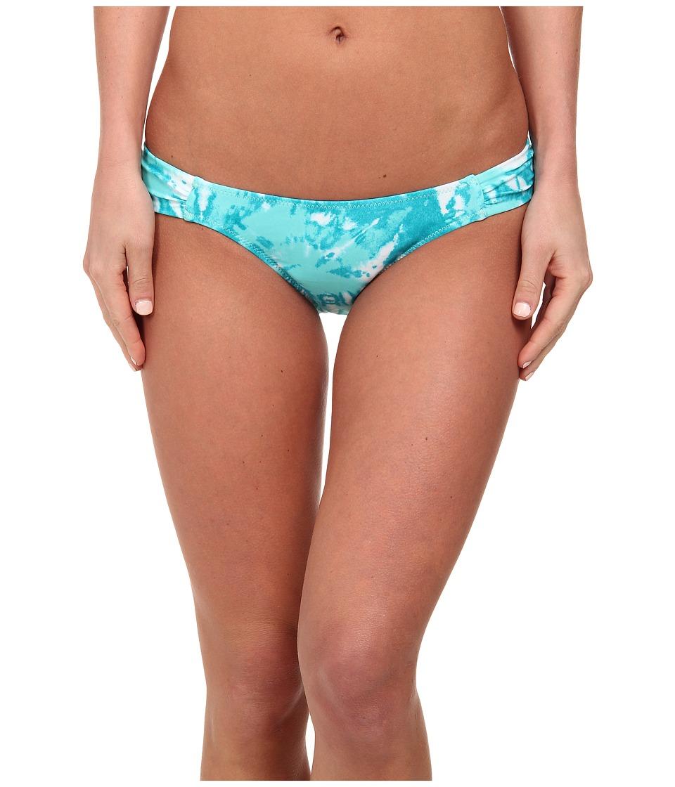 Volcom - Graffiti Beach Skimpy Fit Bottom (Blue Bird) Women's Swimwear