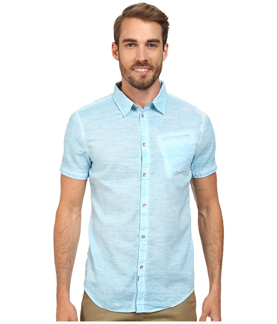Calvin Klein Jeans - Cold Pigment Dyed Shirt (Frequency) Men's Clothing