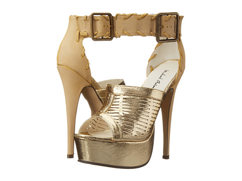 Michael Antonio - Thurborn Metallic (Gold Metallic PU) Women