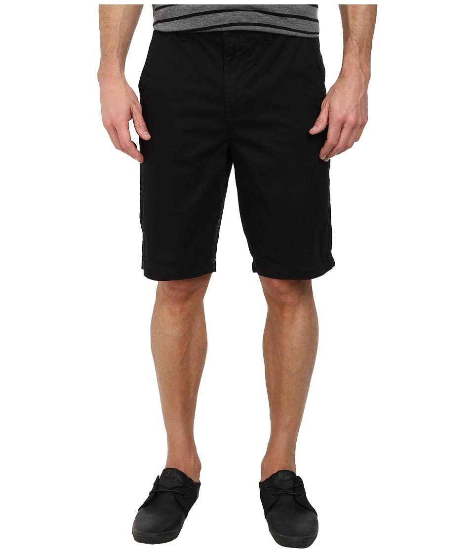 Calvin Klein Jeans - Multi Stitch C/W Roll Out (Black 050000) Men's Shorts