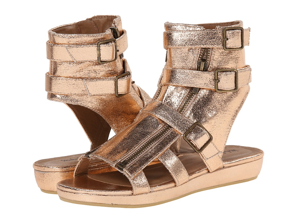 Michael Antonio - Darla Metallic (Bronze Met PU) Women's Wedge Shoes