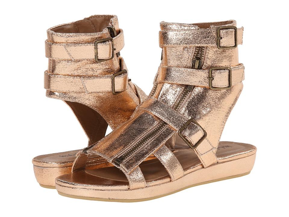 Michael Antonio - Darla Metallic (Bronze Met PU) Women's Wedge Shoes