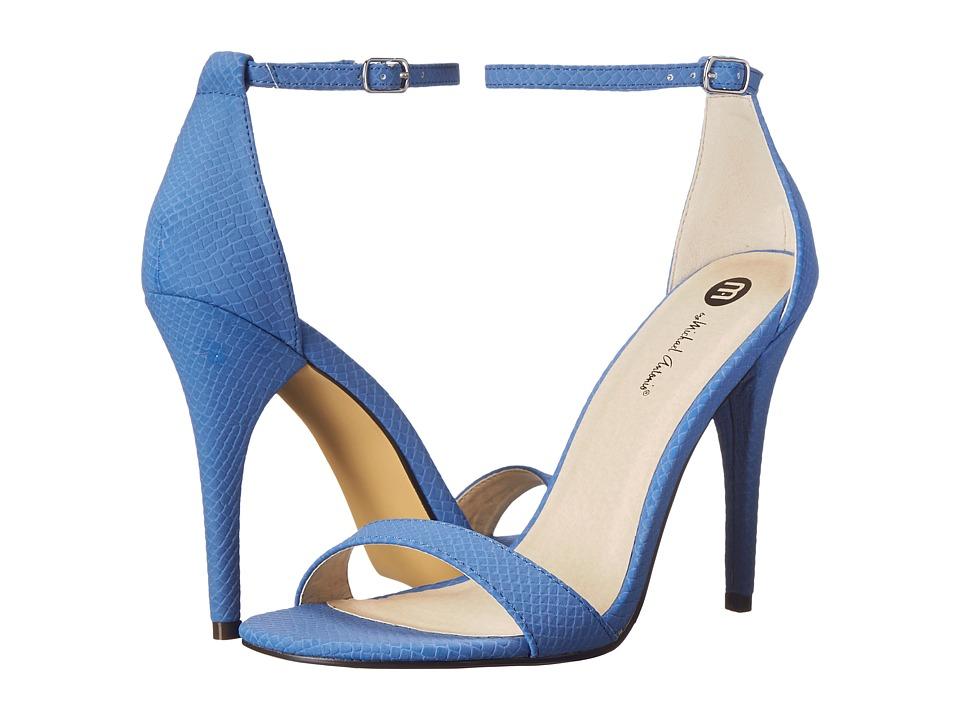 Michael Antonio - Jaxine Reptile 1 (Blue Snake Emboss) Women