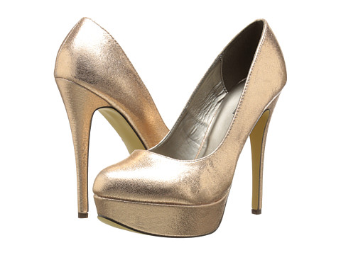 Michael Antonio - Lily Metallic (Bronze Metallic PU) Women's Shoes