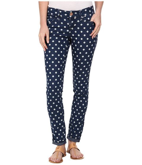 U.S. POLO ASSN. - Zola Jean in Dark Indigo Dot (Dark Indigo Dot) Women