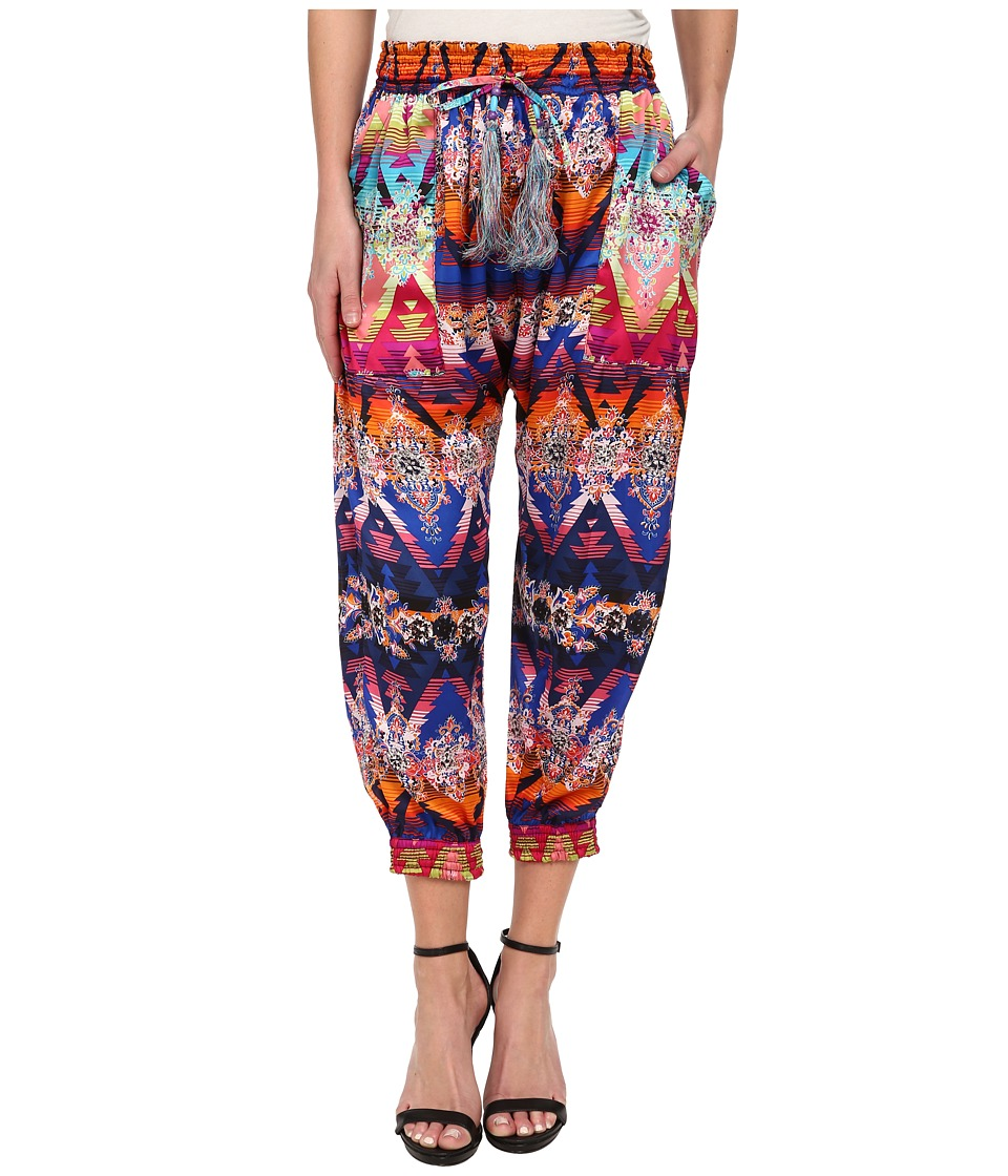 KAS New York - Vandelia Soft Pant (Multi) Women's Casual Pants