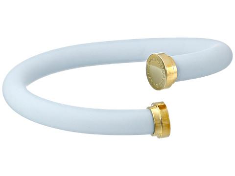 Marc by Marc Jacobs - Key Items Silicone Tubular Bangle Bracelet (Cloud Blue) Bracelet