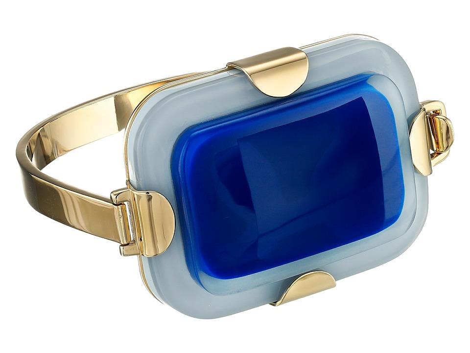 Marc by Marc Jacobs - Kandi Gem Cuff Bracelet (Cloud Blue Multi) Bracelet
