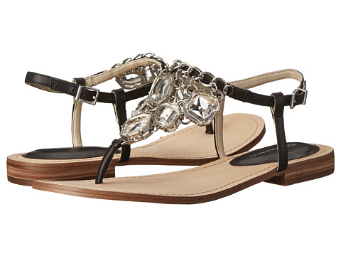 BCBGeneration - Baila (Black Veg Leather) Women's Sandals