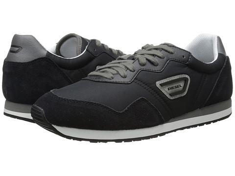 Diesel - Black Jake Kursal (Black) Men's Lace up casual Shoes