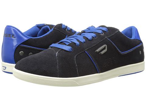 Diesel - Eastcop Gotcha (Black) Men's Lace up casual Shoes