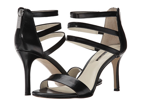 BCBGeneration - Darby (Black Clear Kid) High Heels