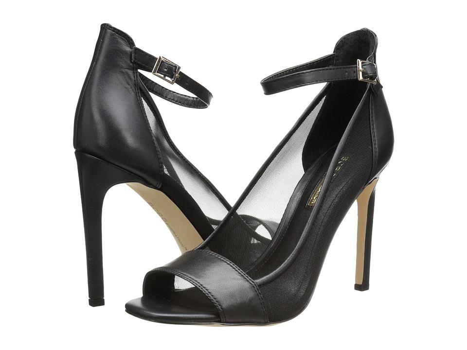 BCBGeneration - Natalee (Black Soft Nappasilk/Max Mesh) High Heels