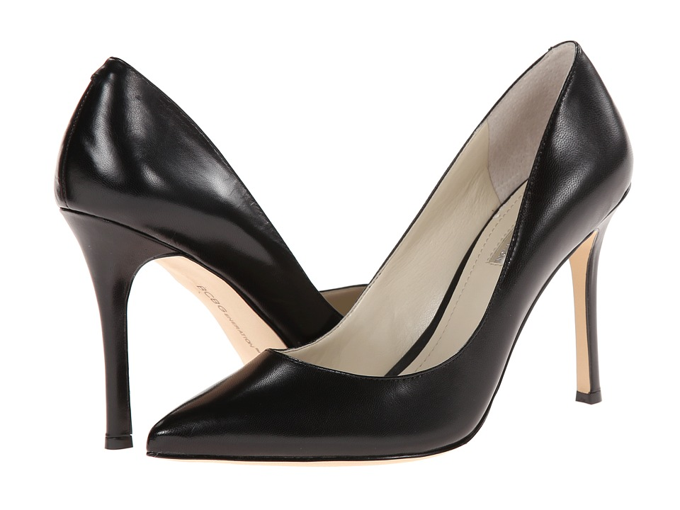 BCBGeneration - Treasure (Black Kid) High Heels