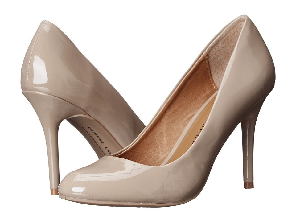 Chinese Laundry - Palace (Nude Patent) High Heels
