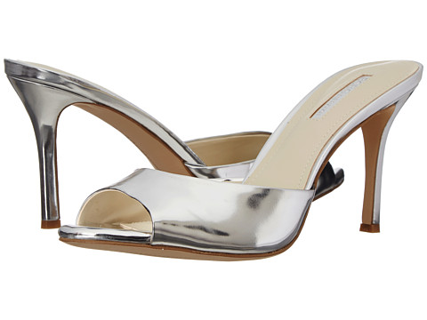 BCBGeneration - Disco (Silver Mirror Metallic P) High Heels