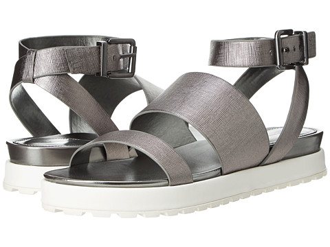 BCBGeneration - Ellis (Silver Etched Metallic) Women