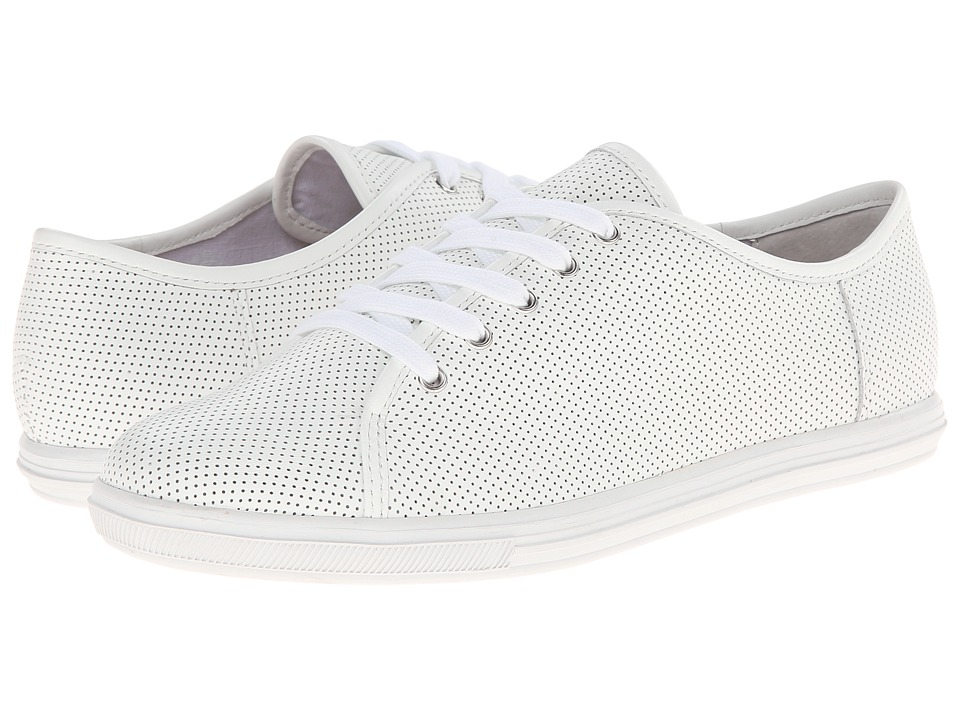 French Connection - Finley (Summer White) Women's Lace up casual Shoes