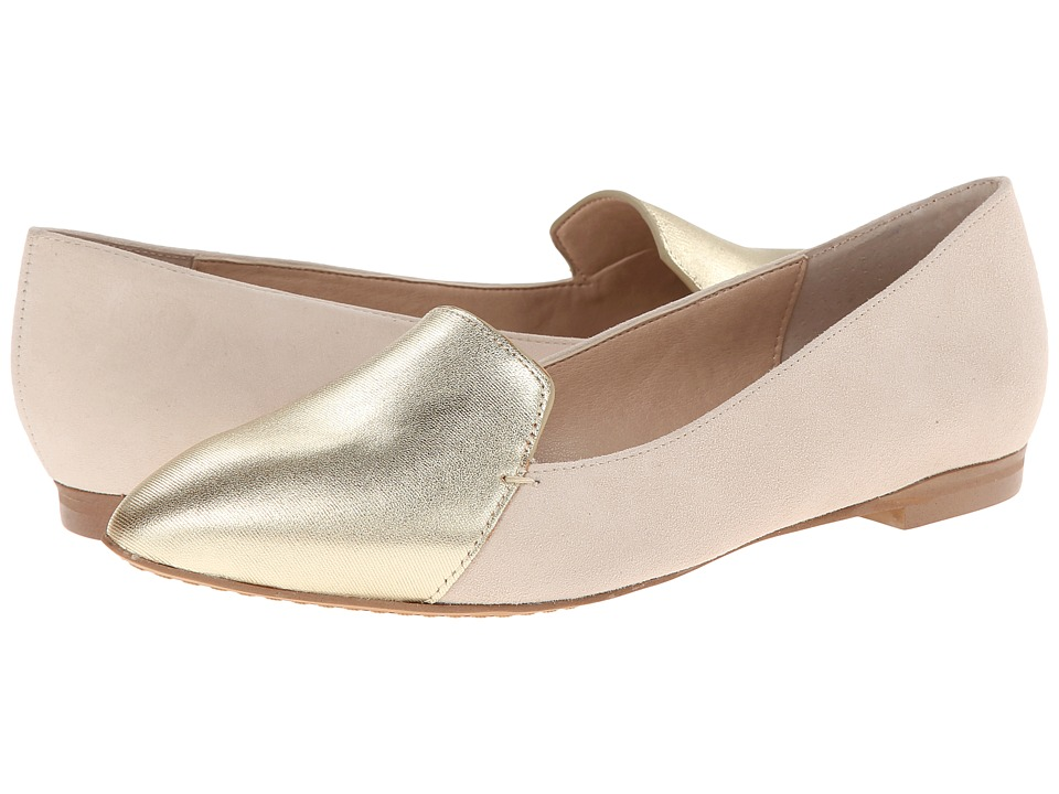French Connection - Galina (Gold/Barley Sugar) Women's Slip on Shoes