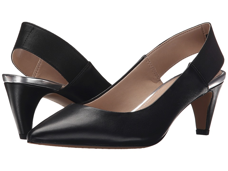 French Connection - Kourtney (Black/Black) Women's Shoes