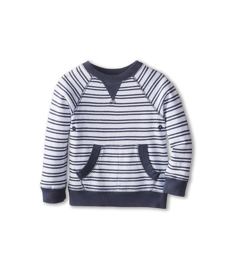 Splendid Littles - Active Pullover Sweatshirt (Toddler) (White) Boy