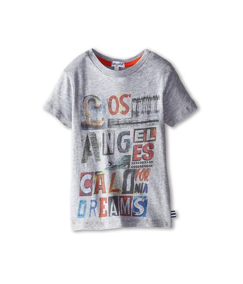 Splendid Littles - Graphic Tee (Toddler) (Grey Heather) Boy's T Shirt
