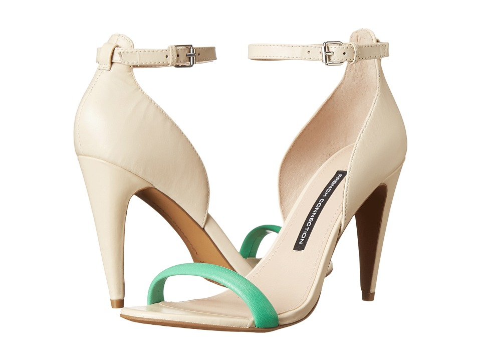 French Connection - Nanette (Midori/Barley Sugar) High Heels
