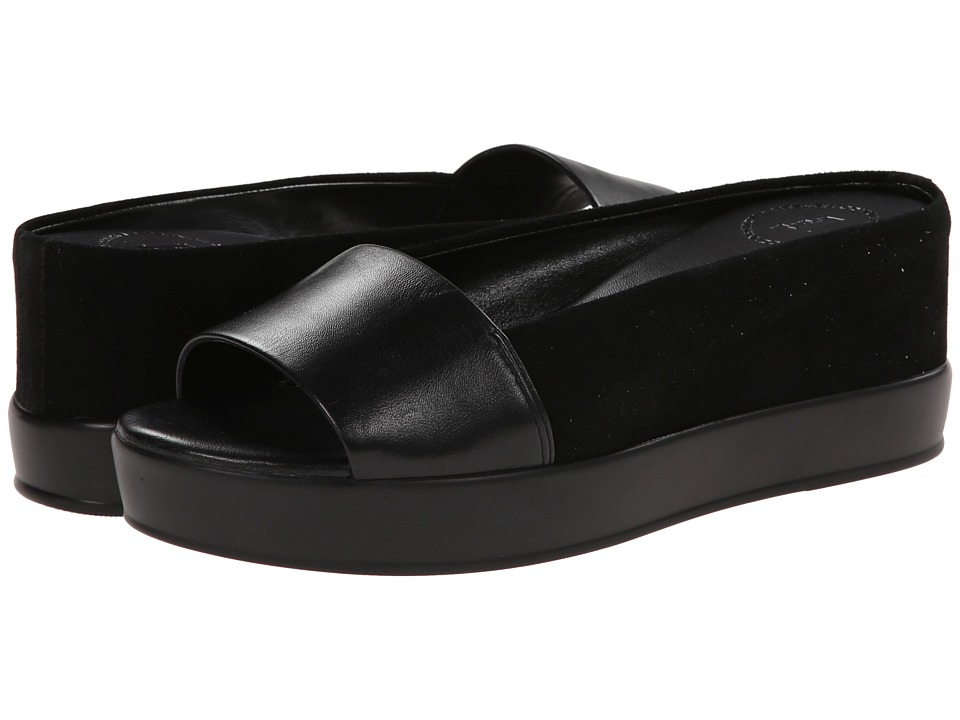 French Connection - Pepper (Black/Black) Women's Shoes