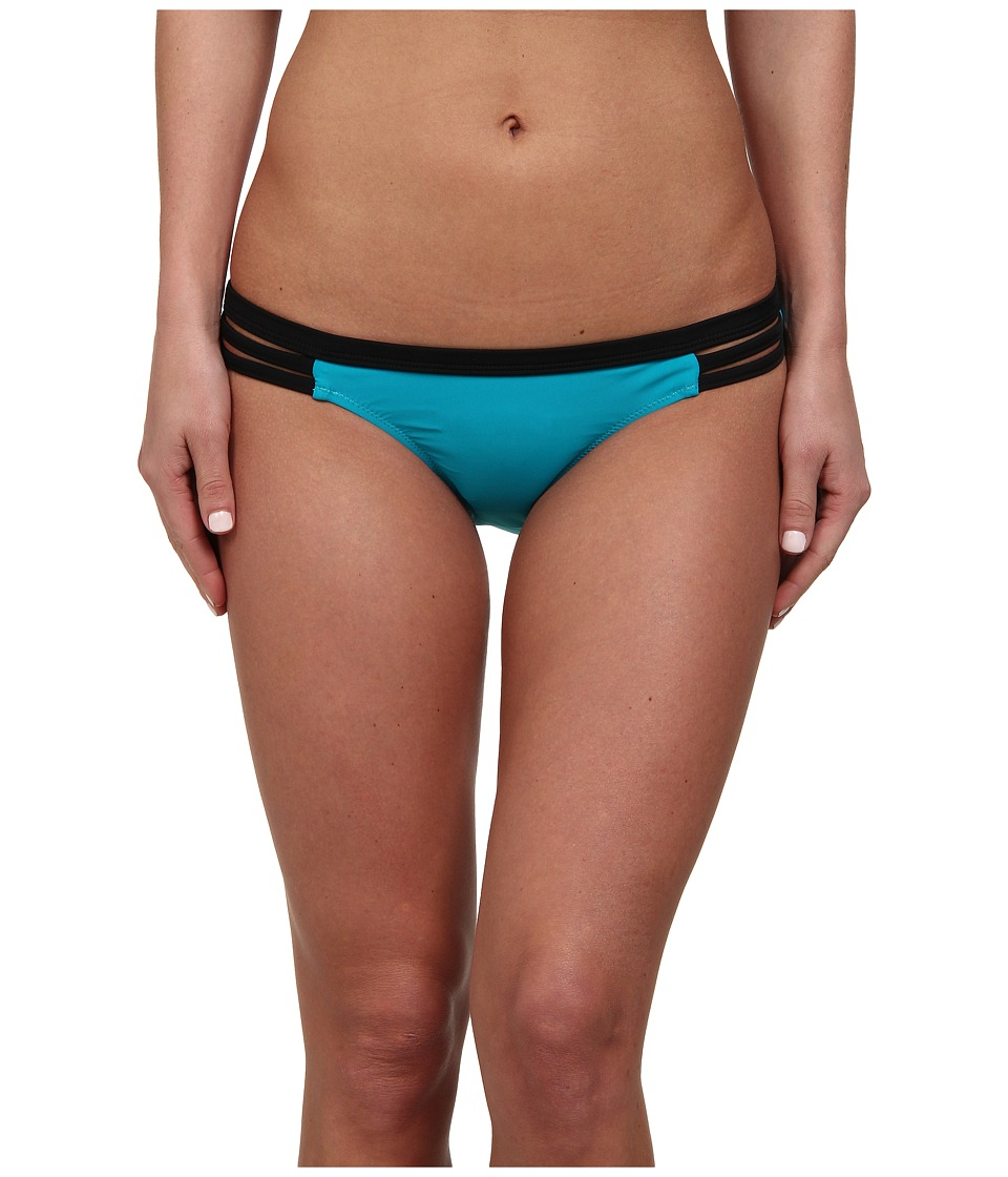 Volcom - Beachblock Full Bottom (Sea Swell) Women's Swimwear