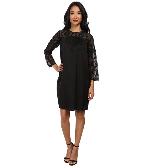 KAS New York - Ivona (Black) Women's Dress