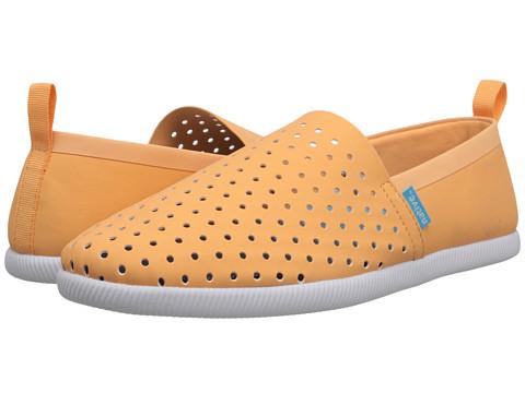 Native Shoes - Venice (Lazer Orange/Shell White) Shoes