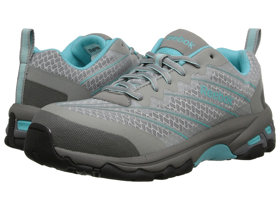 Reebok Work Exline CT SD (Teal/Grey) Women