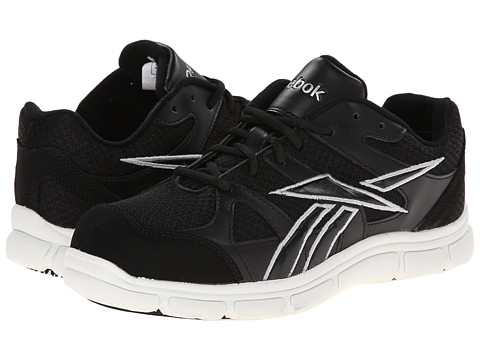 Reebok Work - Sport Grip (Black/White) Women