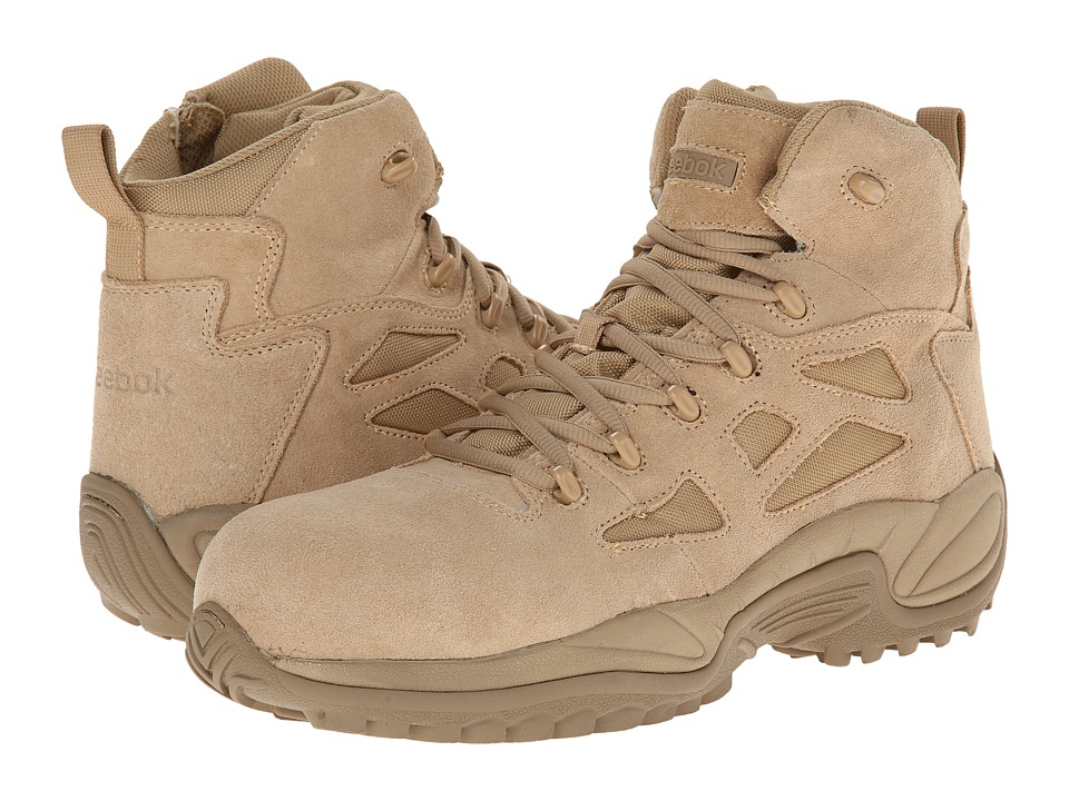 Reebok Work - Rapid Response RB 6 CT (Desert Tan) Men