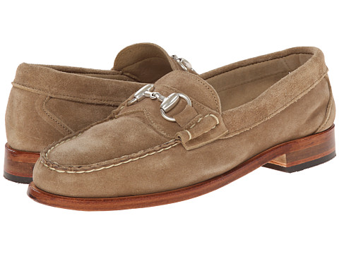 Allen-Edmonds - Concord Ave (Stone Suede) Men