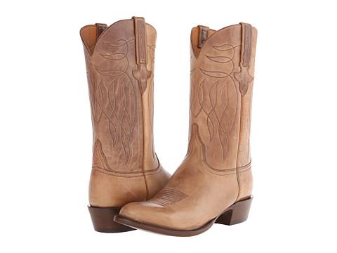 Lucchese - L1689.63 (Buck Oil Calf) Cowboy Boots