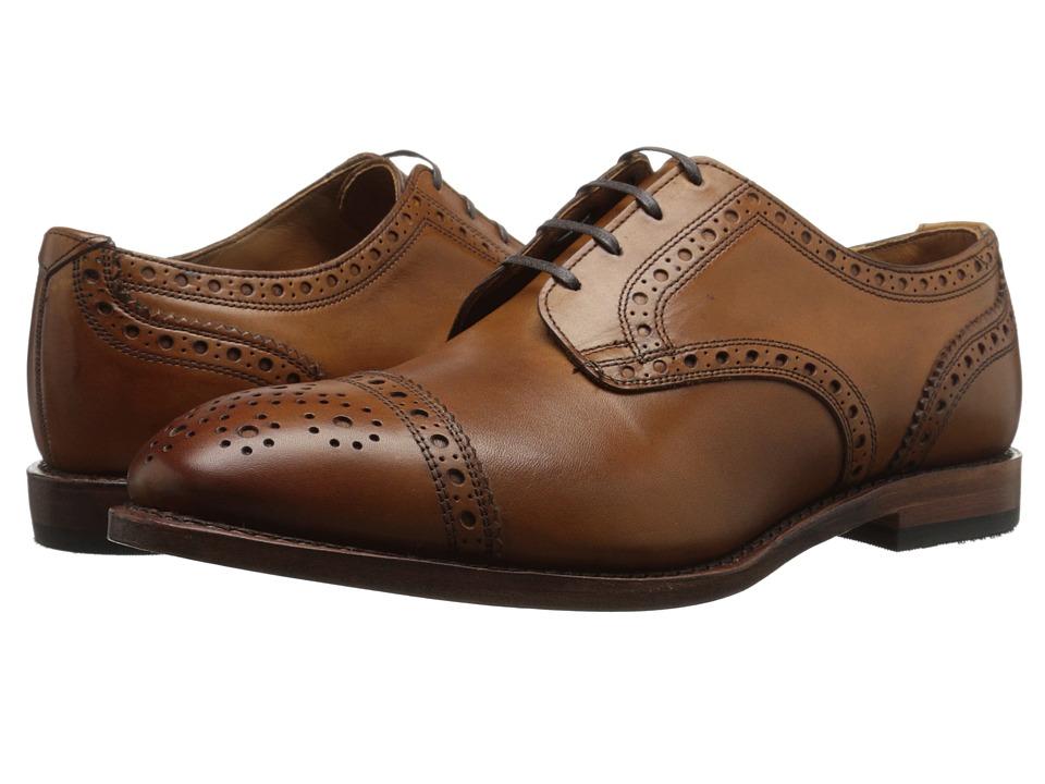 Allen-Edmonds - Rogue (Walnut Burnished Calf) Men's Shoes