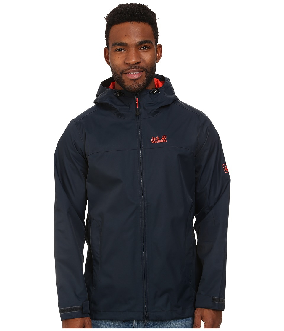 Jack Wolfskin - Arroyo Jacket (Night Blue) Men's Jacket