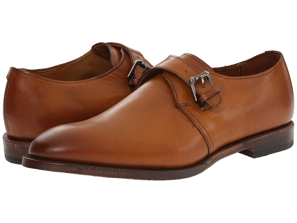 Allen Edmonds - Warwick (Walnut Burnished Calf) Men's Shoes