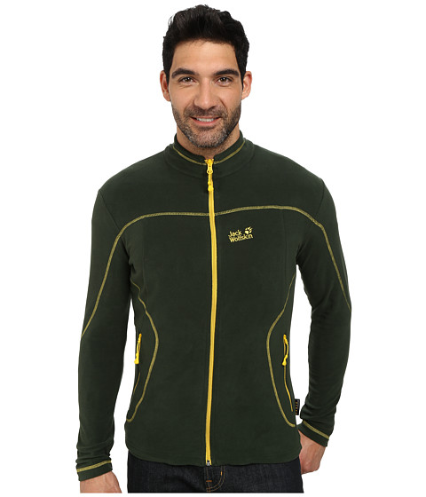 Jack Wolfskin - Performance Jacket (Spruce) Men's Jacket