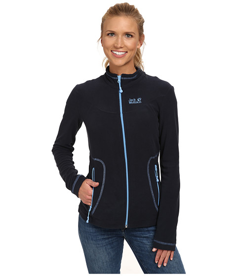 Jack Wolfskin - Performance Jacket (Night Blue) Women