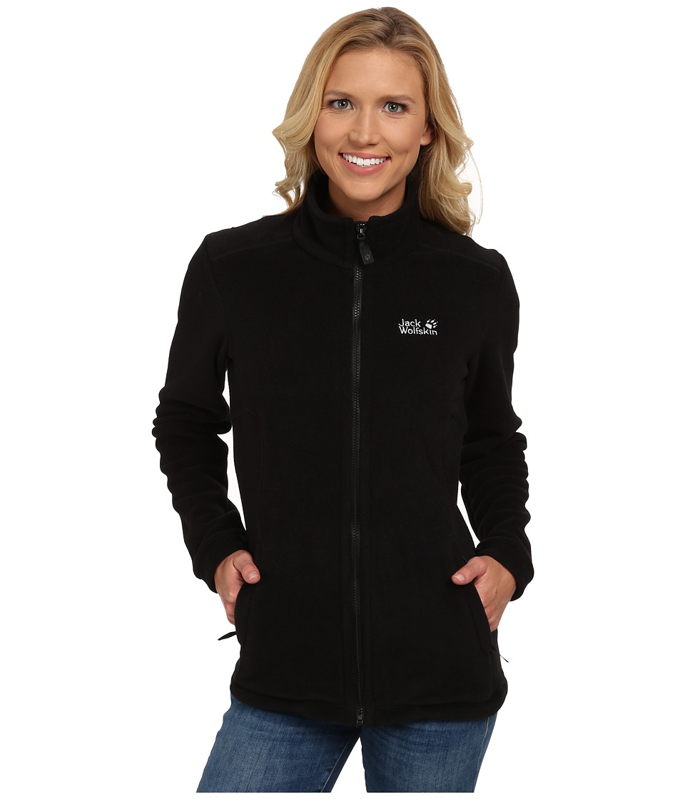 Jack Wolfskin - Midnight Moon (Black) Women's Jacket