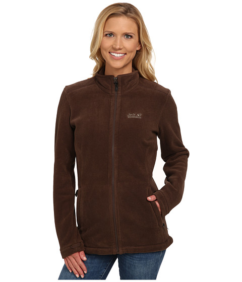 Jack Wolfskin - Midnight Moon (Mocca) Women's Jacket