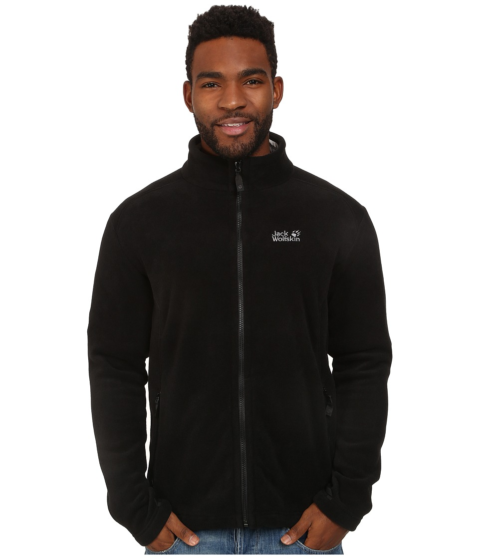 Jack Wolfskin - Midnight Moon (Black) Men's Clothing