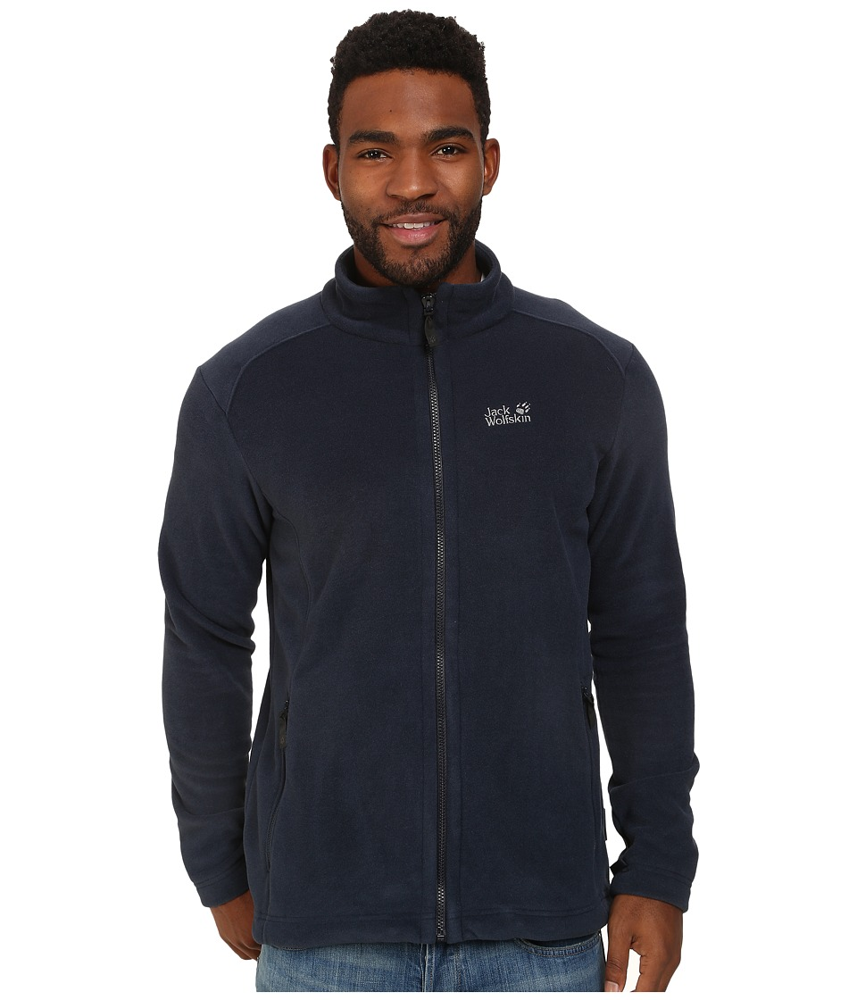 Jack Wolfskin - Midnight Moon (Night Blue) Men's Clothing